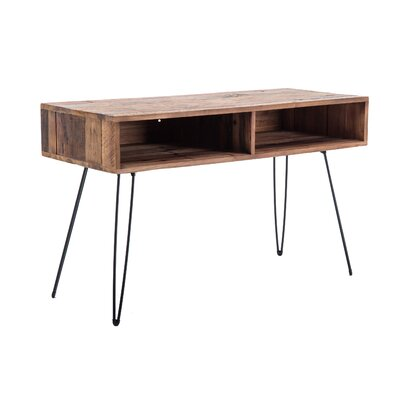 Landrum Recycled Wood Media 40 TV Stand