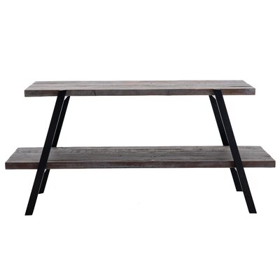 Bigler Recycled Wood 60 TV Stand