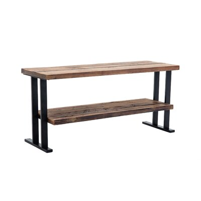 Landrum Recycled Wood 60 TV Stand