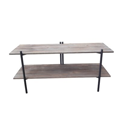 Bigley Reclaimed Wood 48 TV Stand