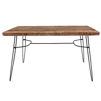 Landrum Reclaimed Wood Dining Table