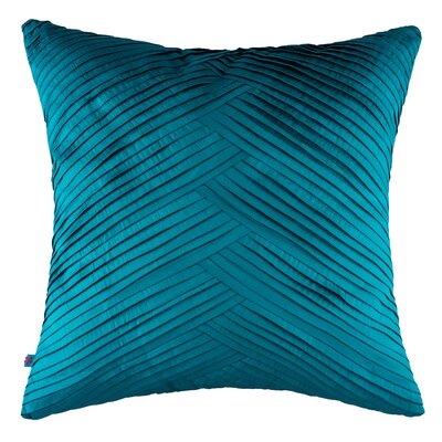 Zayas-Morales Criss-Cross Pillow Cover