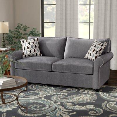 Simmons Upholstery Rausch Sofa Bed Sleeper Upholstery: Smoke