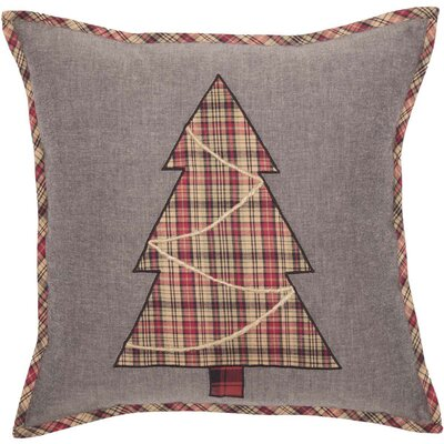 Nettleton Tree 100% Cotton Throw Pillow