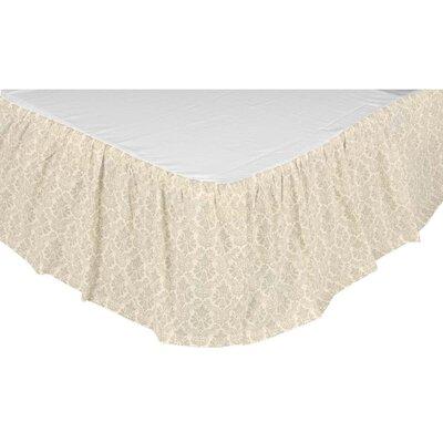 Foshee Bed Skirt Size: King