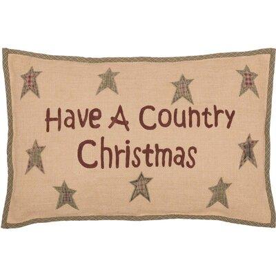 Alter Country Christmas Lumba Pillow
