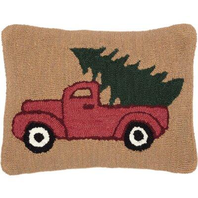 Lepley Truck Lumbar Pillow