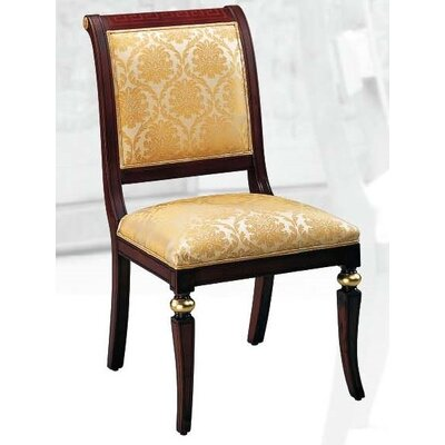 Proulx Upholstered Dining Chair Size: 39.5 H x 22 W x 26 L