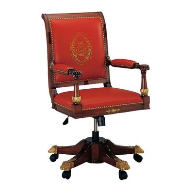 Heights Genuine Leather Executive Chair Product Photo