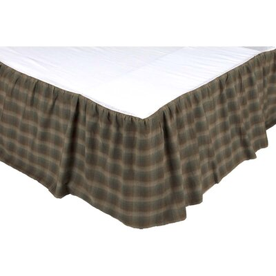 Nesler Bed Skirt Size: King