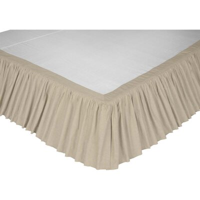 Netherton Bed Skirt Size: King