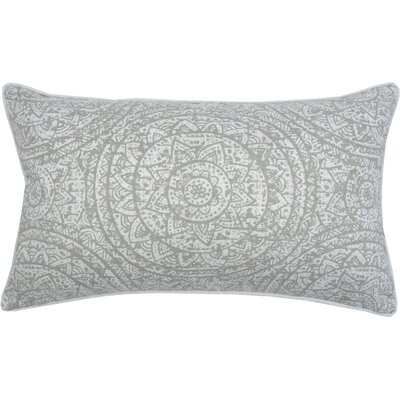 Sundial Lumbar Pillow Color: Pebble