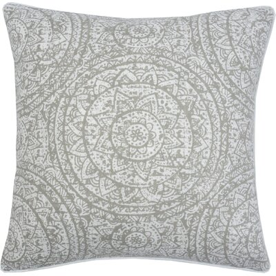 Sundial Throw Pillow Color: Pebble