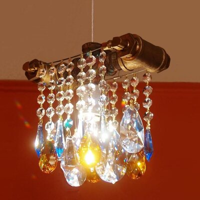 Ceron 1-Light Crystal Pendant