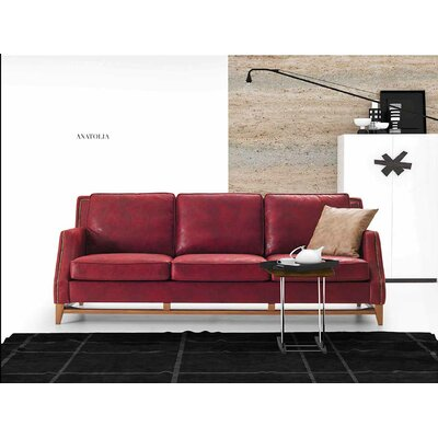 Chartrand Sofa Upholstery: Red