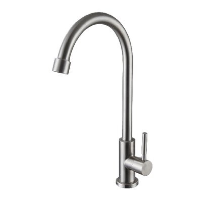 Cold Water Tap Single Handle Kitchen Faucet