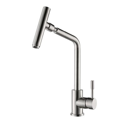 Fountain Single Handle Kitchen Faucet