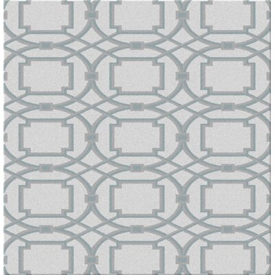 Fierros Gray Area Rug Rug Size: Rectangle 53 x 72