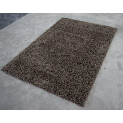 Filson Brown Area Rug Rug Size: Rectangle 53 x 72