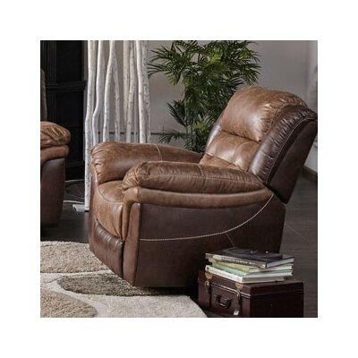 Denisha Manual Glider Recliner