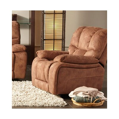 Wedgeworth Manual Glider Recliner
