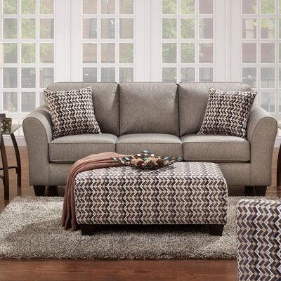 Weeden Sofa Upholstery: Gray