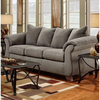 Denys Sofa Upholstery: Gray