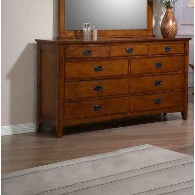 Shreyas 9 Drawer Dresser DRBH4545 45415861