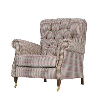 Aurelia Armchair Upholstery: Beige