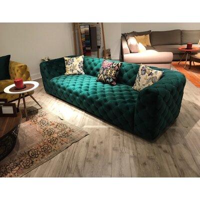Keil Sofa Upholstery: Green