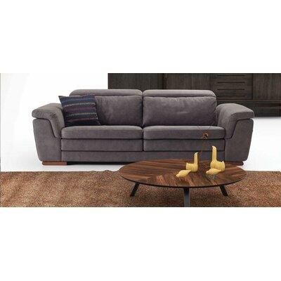 Crittenden Loveseat Upholstery: Gray
