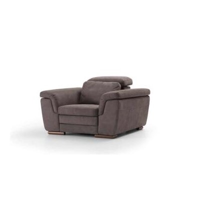 Crittenden Armchair Upholstery: Gray