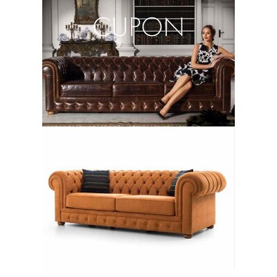 Aurelia Sofa Upholstery: Beige