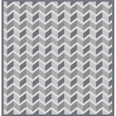 Wilborn Gray Area Rug