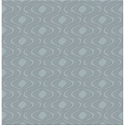 Figueroa Gray Area Rug Rug Size: Rectangle 711 x 910