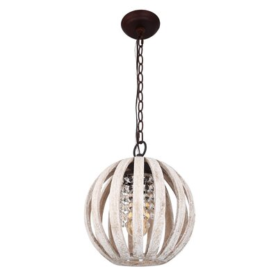 Beatrix 1-Light Globe Pendant