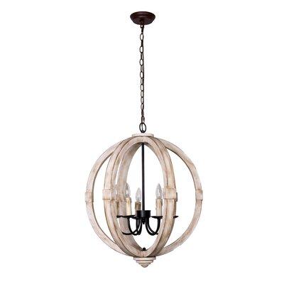 Dorinda� 6-Light Globe Pendant