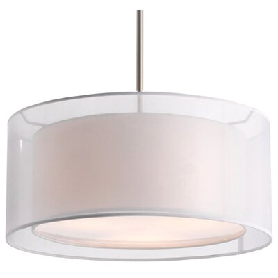 Lavoie 3-Light Drum Pendant