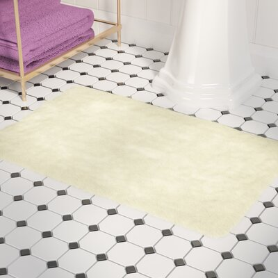 Francille Hand-Tufted White Area Rug Rug Size: Rectangle 16 x 25