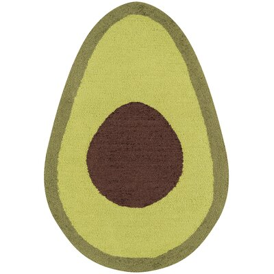 Cucina Avocado Kitchen Mat