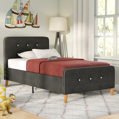Ashby Platform Bed Size: Twin