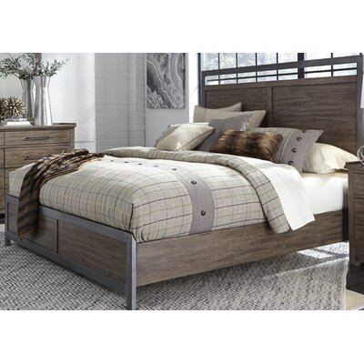 Clayton Panel Bed
