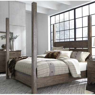 Clayton Four Poster Bed