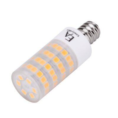 5W E12/Candelabra LED Light Bulb Bulb Temperature: 3000K