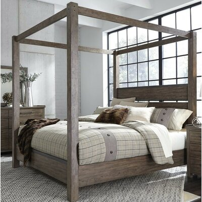 Clayton Canopy Bed
