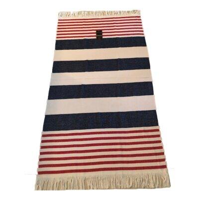 Isiah Beach Towel