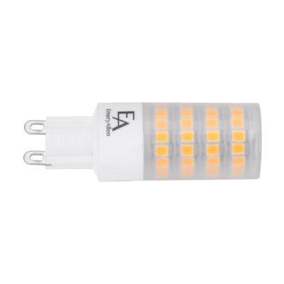 5.0W Frosted G9/Bi-pin LED Light Bulb Bulb Temperature: 2700K