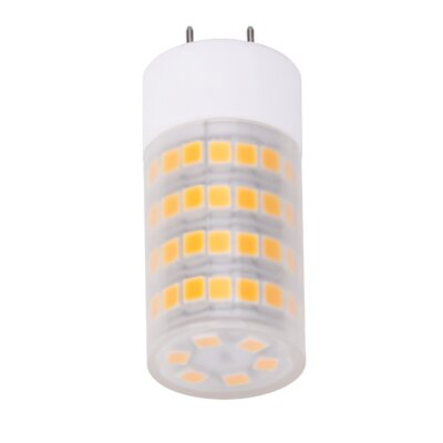 5.0W Frosted E11/Mini Candelabra LED Light Bulb Bulb Temperature: 3000K