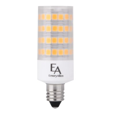 5.0W Frosted E11/Mini Candelabra LED Light Bulb Bulb Temperature: 4000K