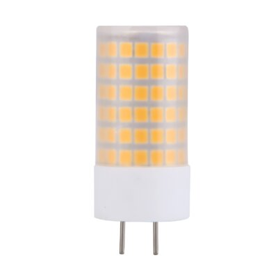 5W GY6.35/Bi-pin LED Light Bulb Bulb Temperature: 2700K